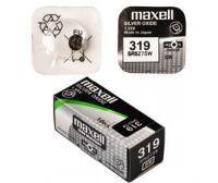 Батарейка Maxell SR-527SW В1 (319)
