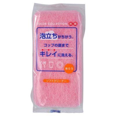Ohe Soft Cleaner Губка для мытья посуды (трехслойная, мягкая)