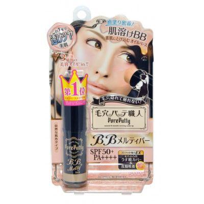 Sana Covercom Stick Основа под макияж в виде карандаша-стика SPF 50 (с 3D эффектом), 11г