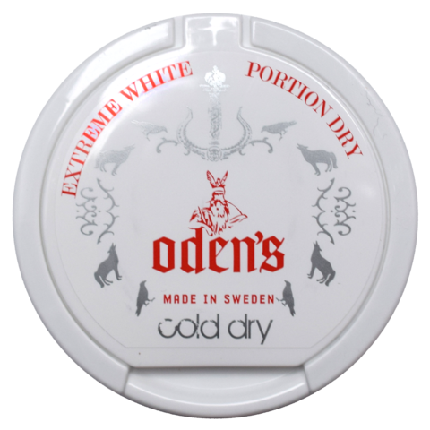 ODENS COLD DRY 10гр