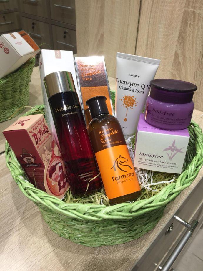 Лимитированный Beauty Box №2 для сухой кожи