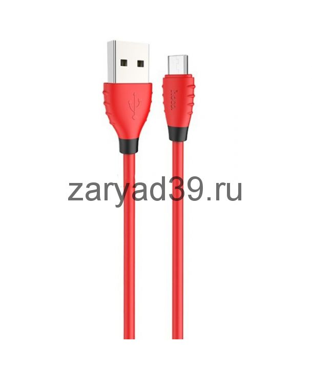 USB кабель Hoco Excellent Micro USB X27