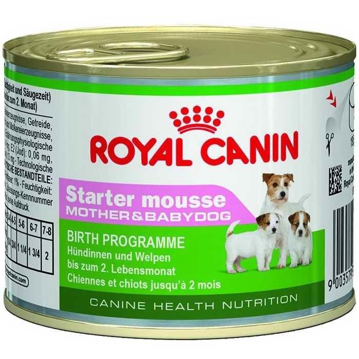 Royal Canin Стартер (паштет) 195 гр.