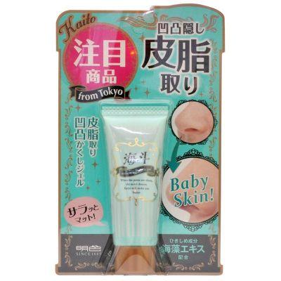 Дневной матирующий крем-гель для жирной кожи Meishoku Porerina sebum off mat gel SPF15