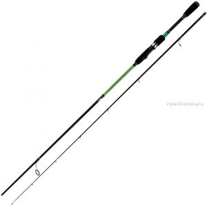 Спиннинг Kosadaka Dozer SDZ-183L 1,83м / тест  2-12 гр