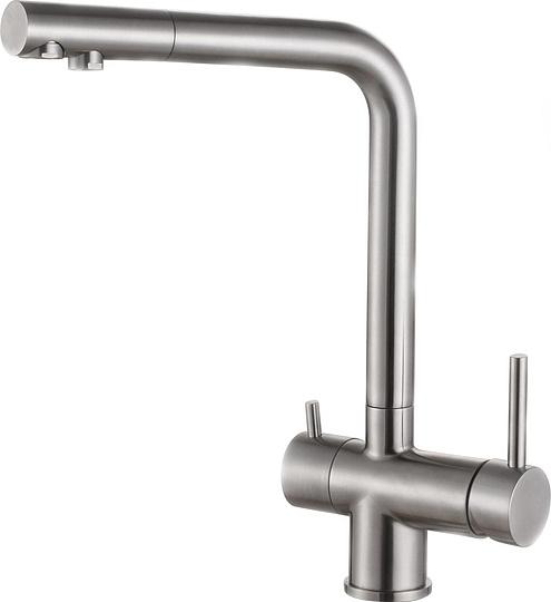 Смеситель Zorg Inox SZR-7039 для кухонной мойки