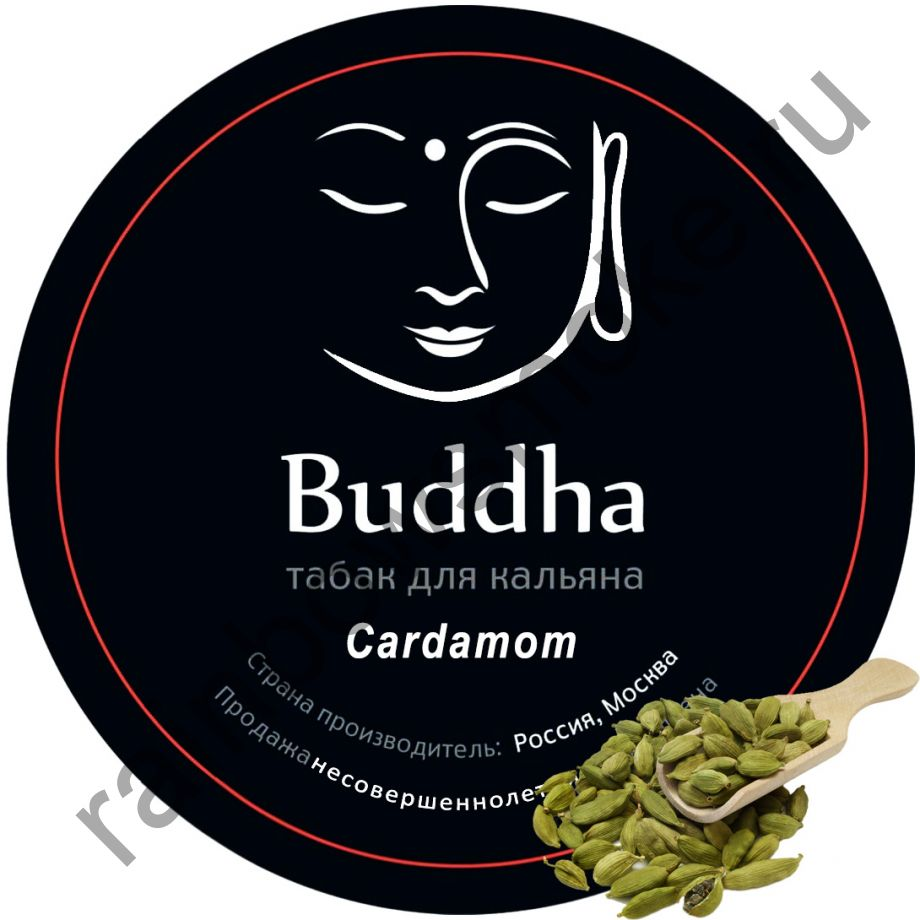 Buddha 100 гр - Cardomon (Кардамон)