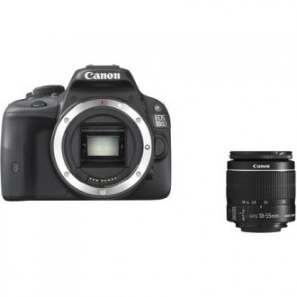 Canon EOS 100D Kit 18-55mm is ii
