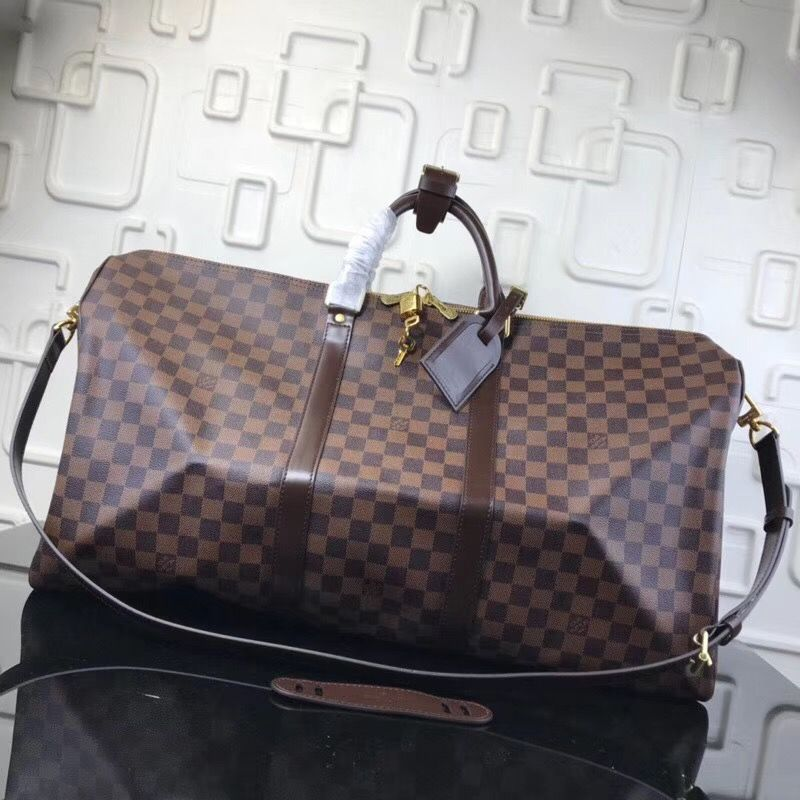 Дорожная сумка Louis Vuitton Keepall 55 ААА
