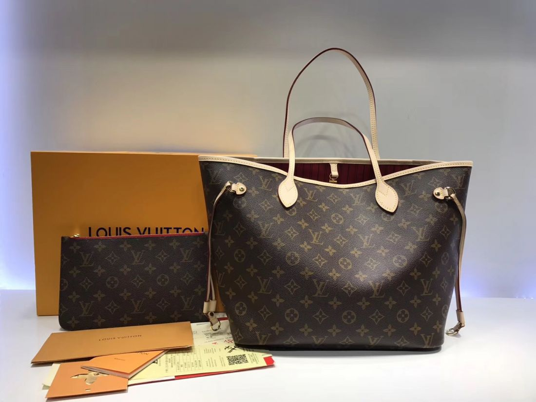 Сумка LV Neverfull MM