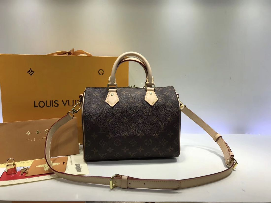 Сумка Louis Vuitton Speedy 25 Monogram Canvas