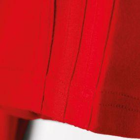 Детская футболка adidas Tiro 17 Tee красная