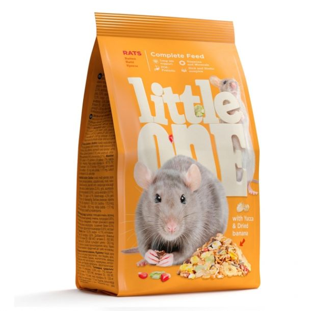 Корм для крыс Little One Rats 900 гр