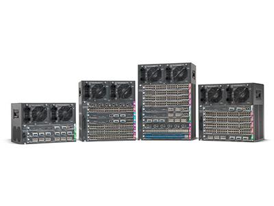 Коммутатор Cisco Catalyst WS-C4507R+E