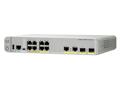 Коммутатор Cisco Catalyst WS-C3560CX-8PC-S