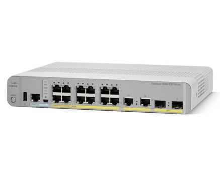 Коммутатор Cisco Catalyst WS-C3560CX-12TC-S