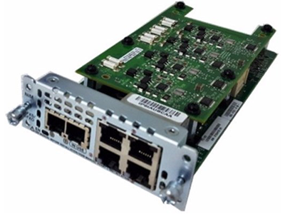 Модуль Cisco NIM-2FXS/4FXO