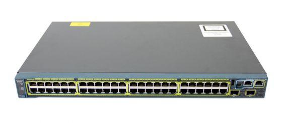 Коммутатор Cisco Catalyst WS-C2960S-48TS-S