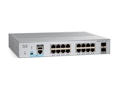 Коммутатор Cisco Catalyst WS-C2960L-16TS-LL