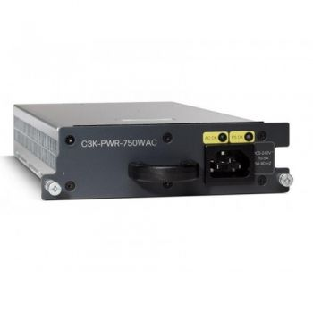 Блок питания Cisco C3K-PWR-750WAC