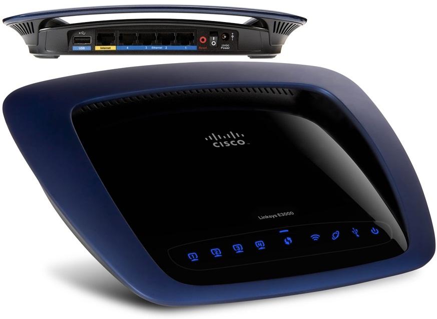 Wi-Fi адаптер Cisco E3000
