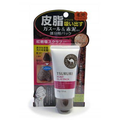 BCLab TSURURI MINERAL CLAY PACK Крем - маска для лица с глиной (для Т-зоны) 55г
