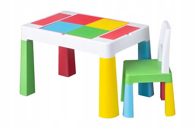 Комплект детской мебели Tega Baby MULTIFUN мультиколор