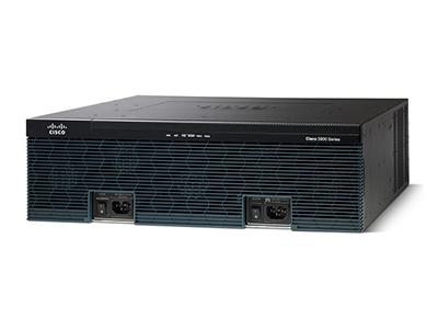 Маршрутизатор Cisco CISCO3925E-V/K9