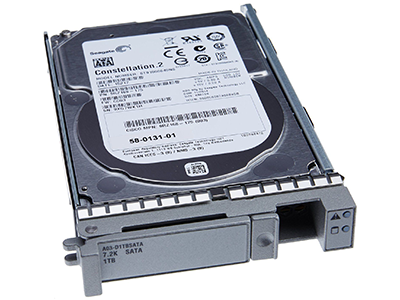 Жесткий диск Cisco 1Tb 6Gb 7.2K SFF Hot Swap SATA 2,5, A03-D1TBSATA