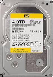 Жесткий диск WD SATA-III 4Tb RE (7200rpm) 64Mb 3.5, WD4002FYYZ