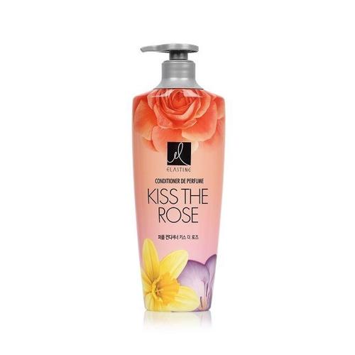 LG Elastine Perfume Kiss The Rose Парфюмированный кондиционер для всех типов волос 600 мл