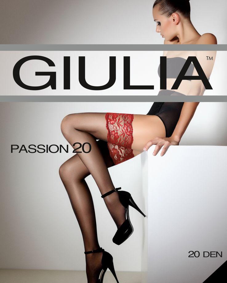 чулки GIULIA Passion 20
