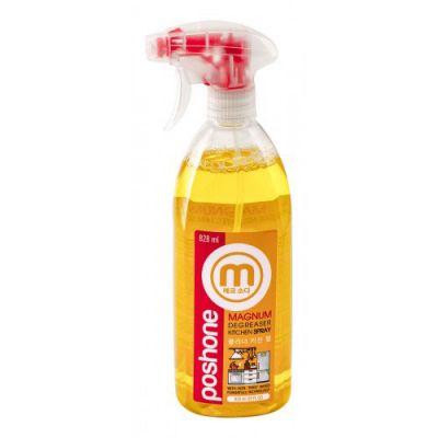 Posh One Magnum Спрей для чистки кухни Антижир 828 мл