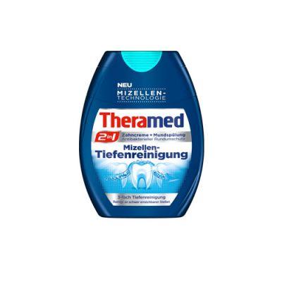 Зубная паста Theramed Mizellen-Tiefenreinigung 2 в 1  0.75 ml