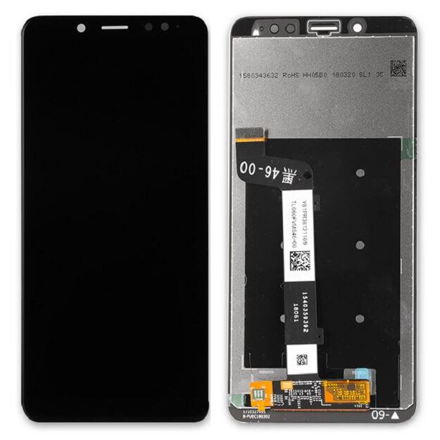 Дисплей в сборе с сенсорным стеклом для Xiaomi Redmi Note 5, 5 Pro