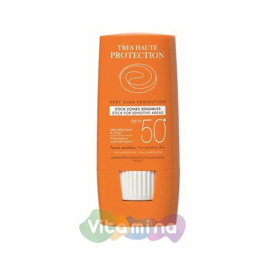 Avene Солнцезащитный крем-стик для чувствительных зон SPF50