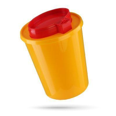 Контейнер для сбора острого инструментария  1,5 литра