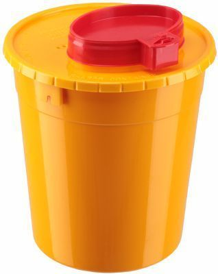 Контейнер для сбора острого инструментария  3 литра