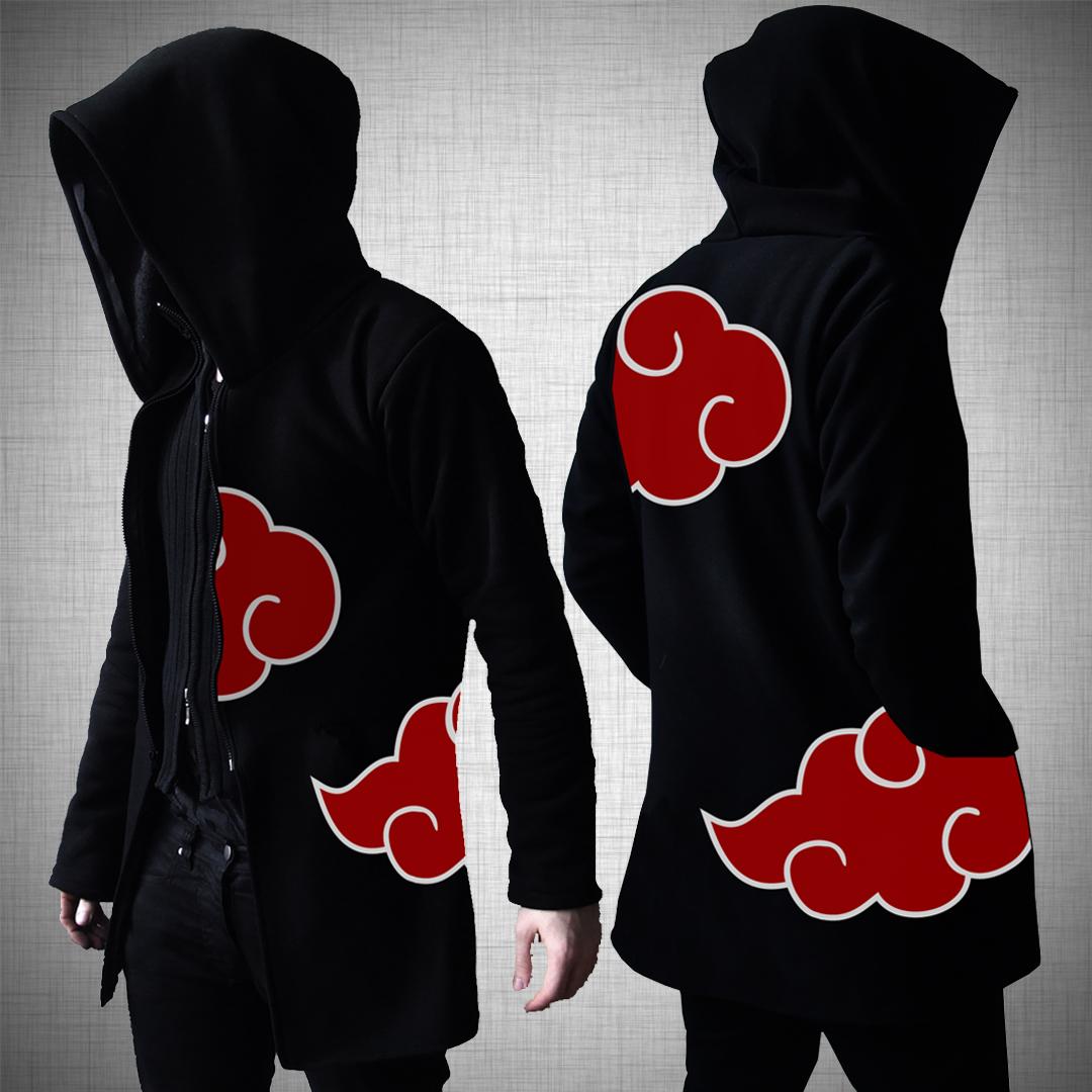 Толстовка Naruto - Акацуки  Akatsuki Style