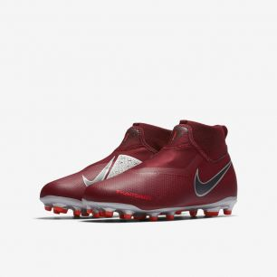 Детские бутсы NIKE PHANTOM VSN ACADEMY DF FG/MG AO3287-606 JR