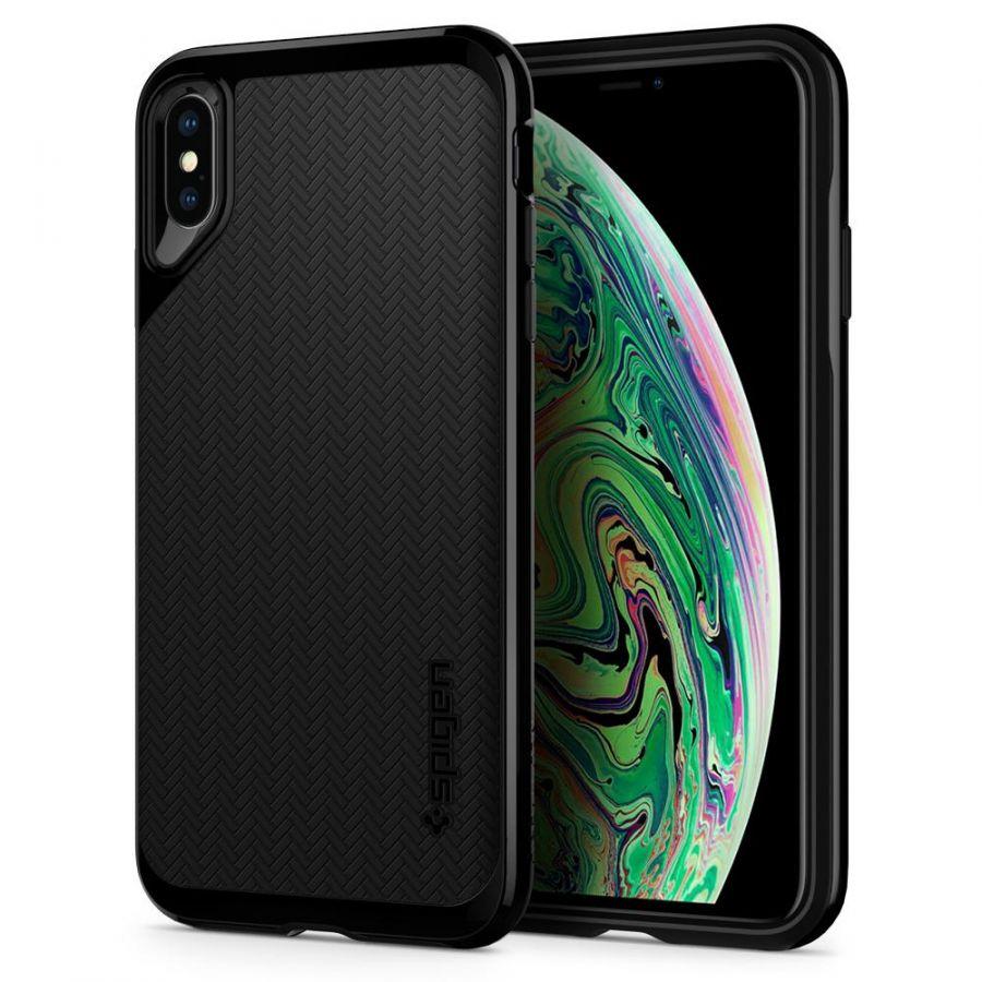 Чехол SGP Spigen Neo Hybrid для iPhone XS Max черный