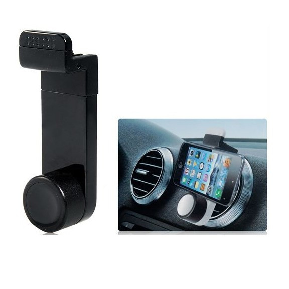 Держатель телефона в авто на воздуховод