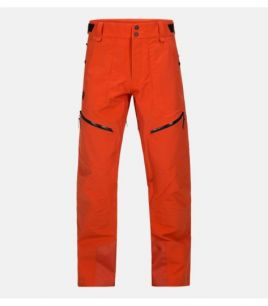 Peak Performance Bec Pant Orange Lava