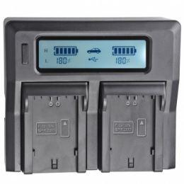 Двойное зарядное устройство для аккумуляторов Sony NP-FZ100