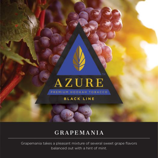 Табак для кальяна Azure Grapemania 50g