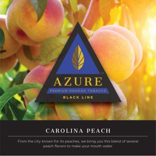 Табак для кальяна Azure Carolina Peach 50g