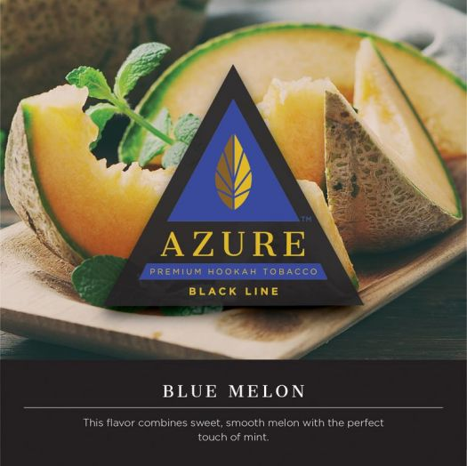Табак для кальяна Azure Blue Melon 50g