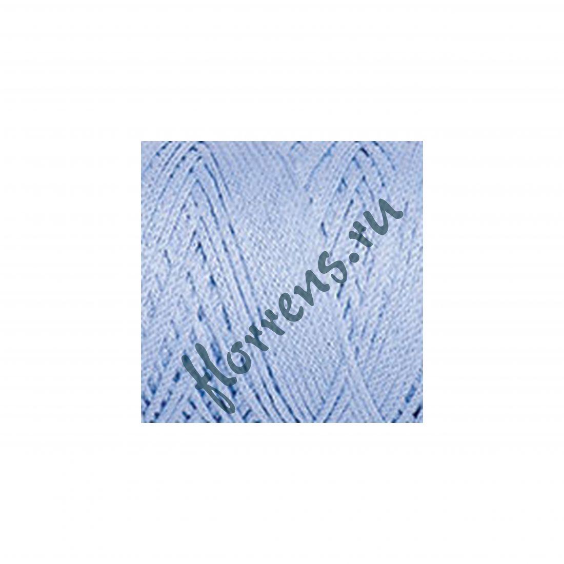 Пряжа Yarnart Macrame cotton / 790 бледно-голубой