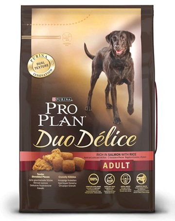 Сухой корм для взрослых собак Pro Plan (Проплан) DUO DELICE