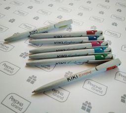 ручки из ТЕТРА ПАКа с логотипом на заказ